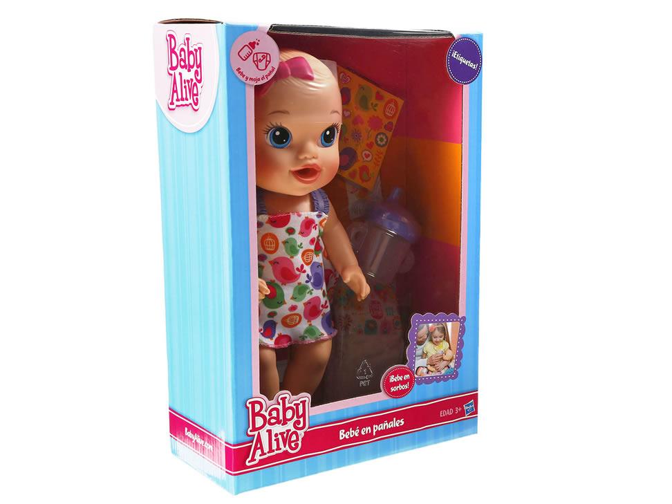 Baby alive beb en pa ales hasbro liverpool es parte de mi for Muebles de cocina alve