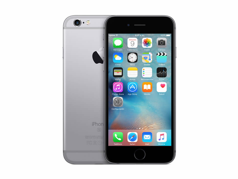iPhone 6S Plus 128 GB Gris Movistar-Liverpool es parte de ...