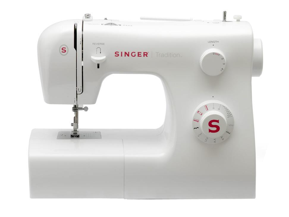 Máquina de Coser Singer Costura Recta Blanco 2250
